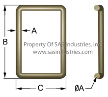 Waveguide Gaskets CPRG