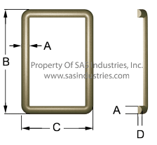 Waveguide Gaskets CPRGH
