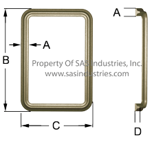 Waveguide Gaskets CPRG-2